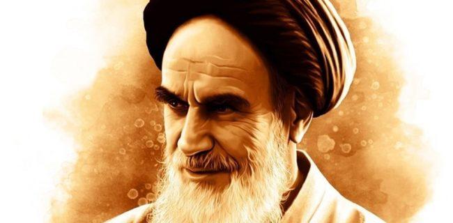 کار نیک مرحوم امام خمینی