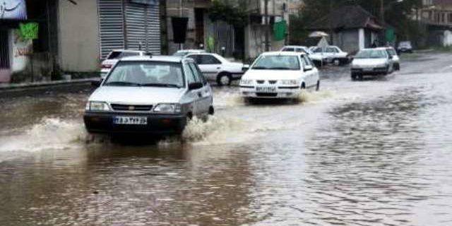 سه روز امدادرسانی به سیل و آب گرفتگی۴ استان