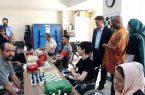 بازدید سفیر آفریقای جنوبی از آسایشگاه خیریه کهریزک محمد شهر