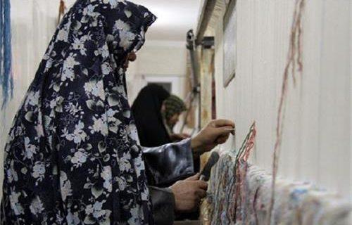 تولید ۲۶۰ تخته فرش دستبافت توسط مددجویان خراسان جنوبی