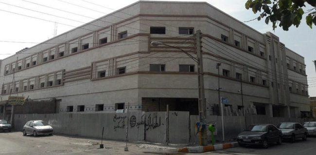 بیمارستان شهید محمد منتظری نجف آباد منتظر کمک خیرین