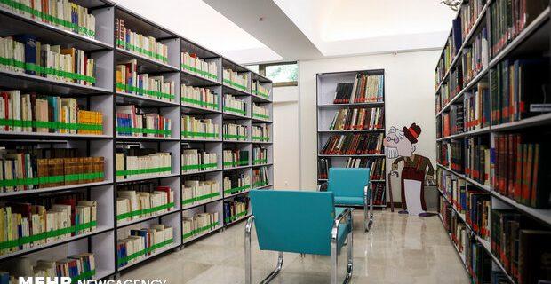کتابخانه دانش آموز یک ظرفیت بزرگ فرهنگی برای شیراز