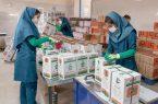 توزیع چهار میلیون سبد غذایی میان مادران باردار مناطق محروم کشور