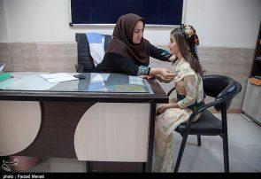 گزارش تصویری : افتتاح دو خانه بهداشت در مراکز زلزله زده کرمانشاه