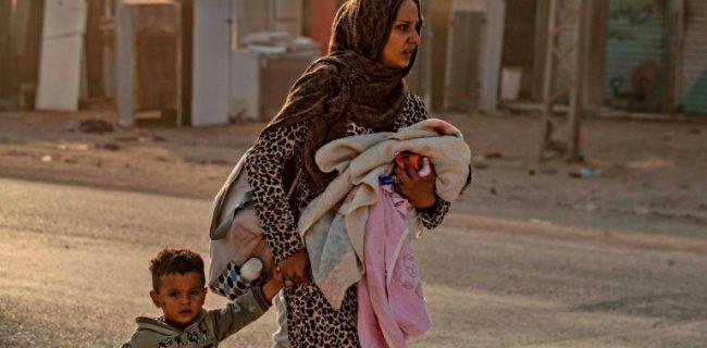 اطلاعیه جمعیت هلالاحمر درباره جمعآوری کمکهای بشردوستانه برای مردم شمال سوریه