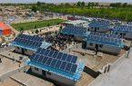 پنل های خورشیدی برای فقرزدایی و توانمندسازی محرومان در استان کرمان