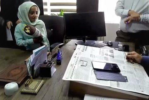 ریحانه ؛ دختر شیرازی که اضافه هزینه درمان خود را صرف آزادی زندانی غیر عمد کرد