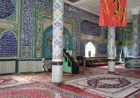 مسجد سید الشهداء زاهدان که تبدیل به یک خیریه شد