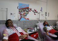 پویش قرار مهربانی هلال احمر در خراسان جنوبی برای اهدای خون