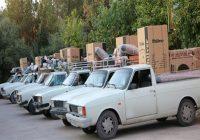 به زوجهای نیازمند استان هرمزگان۱۵۰۰ سری اسباب زندگی اهدا شد