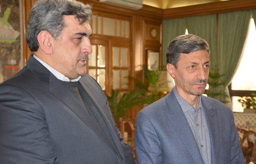 آخرین جزئیات ساخت پلاسکو در جلسه مشترک رئیس بنیاد مستضعفان و شهردار تهران