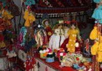 افتتاح ده غرفه دستاوردهای زنان سرپرست خانوار کمیته امداد کهگیلویه و بویراحمد
