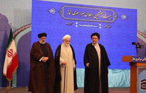 کمیته امداد با کسب بالاترین امتیاز، به عنوان دستگاه برتر در امر اقامه نماز معرفی شد