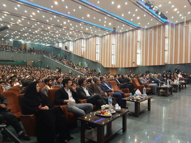 جشن خیریه آوات در اصفهان