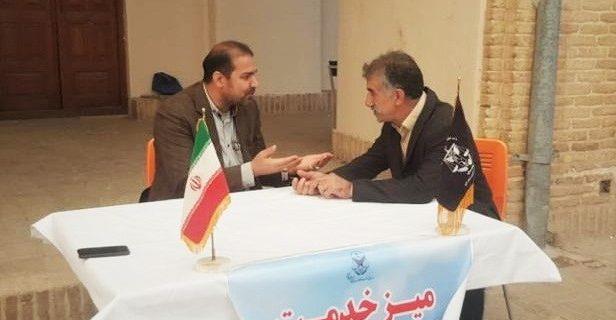 ارائه خدمات قضایی ستاد دیه استان یزد به منظور پیشگیری از ورود ناخواسته افراد به زندان ها