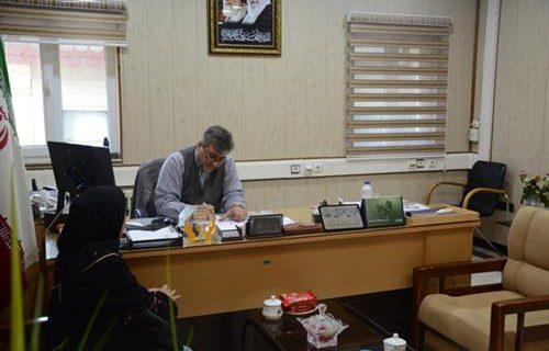 سه شنبه های مردمی برای دیدار با مدیرکل کمیته امداد گیلان