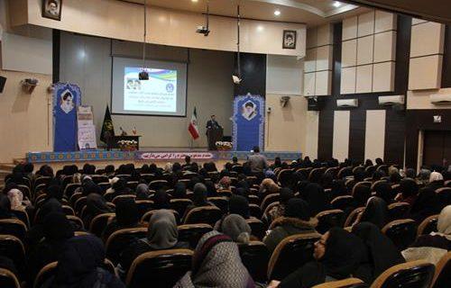 برگزاری همایش توانمندسازی زنان سرپرست خانوار در استان گلستان