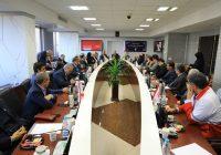 برگزاری نشست هماندیشی سازمان داوطلبان هلال احمر و مجمع خیرین کشور