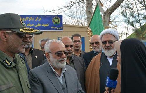 افتتاح نخستین مرکز نیکوکاری نیروهای مسلح کشور به نام شهید صیاد شیرازی