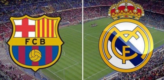 بارسلونا – رئال مادرید ؛ لحظه به لحظه با حواشی بازی