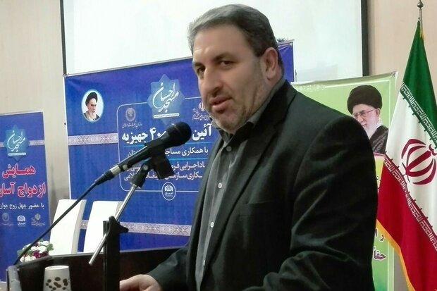 محمد مهدی سلمان زاده : با اجرای طرح برکت خانواده ۵۰ زوج نابارور تحت پوشش قرار گرفتند