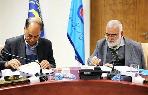 تفاهم نامه همکاری میان کمیته امداد و سازمان آموزش فنی و حرفهای به امضا رسید