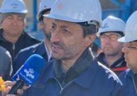 کارخانه کنسانتره فولاد شرق کاوه در منطقهای مرزی و محروم در حال احداث است
