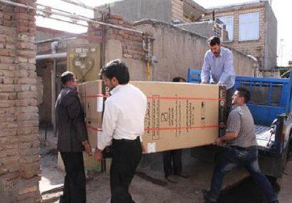 توزیع بیش از ۱۰۰۰ قلم لوازم ضروری زندگی میان مددجویان محروم بوشهر