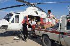نجات ۵ زن باردار و ۲۲ نفر دیگر از سیل /۲۷ سورتی پرواز بالگرد برای انتقال اقلام امدادی