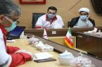 مشارکت ۲۷ هزار نفر از داوطلبان جمعیت هلال احمر در طرح کنترل بیماری کرونا و غربالگری