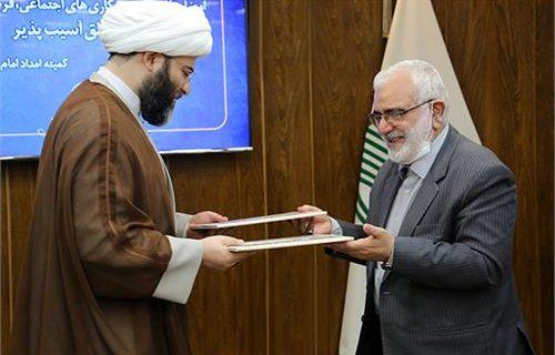 ظرفیت روحانیون اعزامی سازمان تبلیغات برای ترویج و احیای فرهنگ زکات در کشور