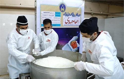 آغاز به کار متمرکز مرکز طرح اطعام مهدوی در استان های مختلف کشور