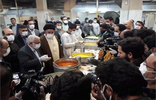 توزیع پنج میلیون بسته غذای گرم میان نیازمندان در ماه مبارک رمضان