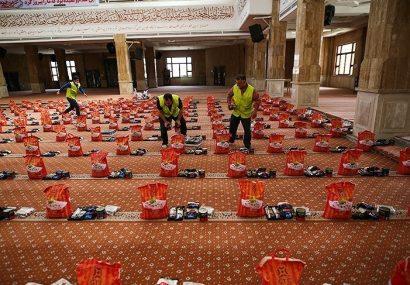 پنج هزار بسته معیشتی از محل موقوفات گلستان در رزمایش کمک مومنانه تهیه و توزیع میشود
