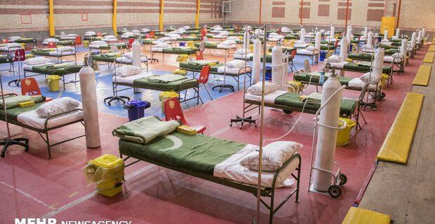 برپایی ۱۷ نقاهتگاه ویژه مراقبت از بیماران کرونایی در مازندران