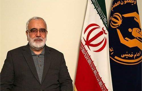 پیام تقدیر و تشکر رئیس کمیته امداد از حرکت عظیم مردمی در رزمایش ایران همدل