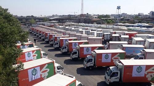 شروع توزیع یک میلیون بسته افطاری ساده توسط بنیاد مستضعفان