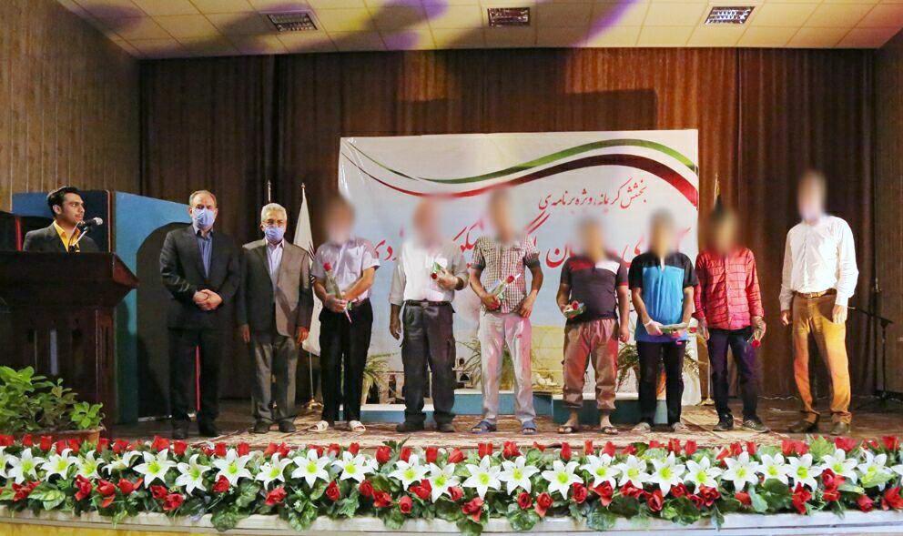 برگزاری گلریزان ستاد دیه استان یزد به مناسبت هفته قوه قضاییه