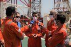 صرفه جویی ۶۰ میلیون یورویی در صنعت حفاری نفت کشور با سکوهای حفاری بنیاد مستضعفان