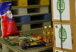 شروع توزیع ۱.۵ میلیون بسته معیشتی توسط بنیاد مستضعفان | گزارش تصویری