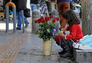 پخش ۲۵ هزار بسته بهداشتی بین کودکان کار و خیابان در استان تهران