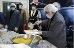 شروع به کار نخستین آشپزخانه طرح «اطعام حسینی» در مسجد امام سجاد (ع)