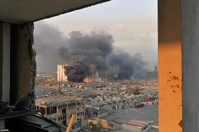 شماره حساب کمیته امداد برای دریافت کمک های مردمی به حادثه دیدگان انفجار بیروت