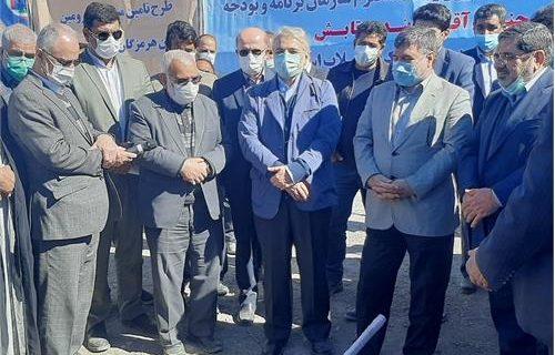 شروع پروژه ساخت ۳ هزار واحد مسکونی برای خانواده های نیازمند استان هرمزگان
